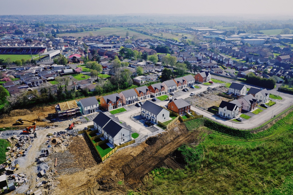 New Homes at Parsons Gate, Portadown