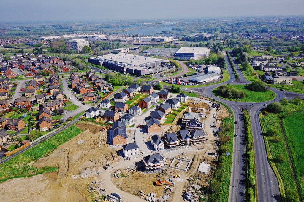 New Homes at Carnreagh Park, Craigavon