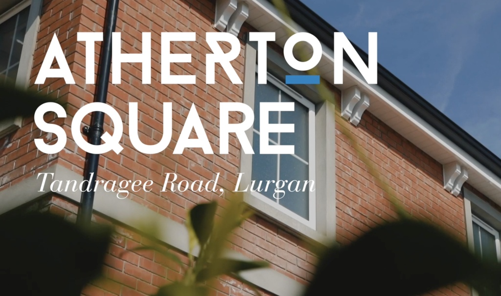 New Show Home At Atherton Square, Lurgan