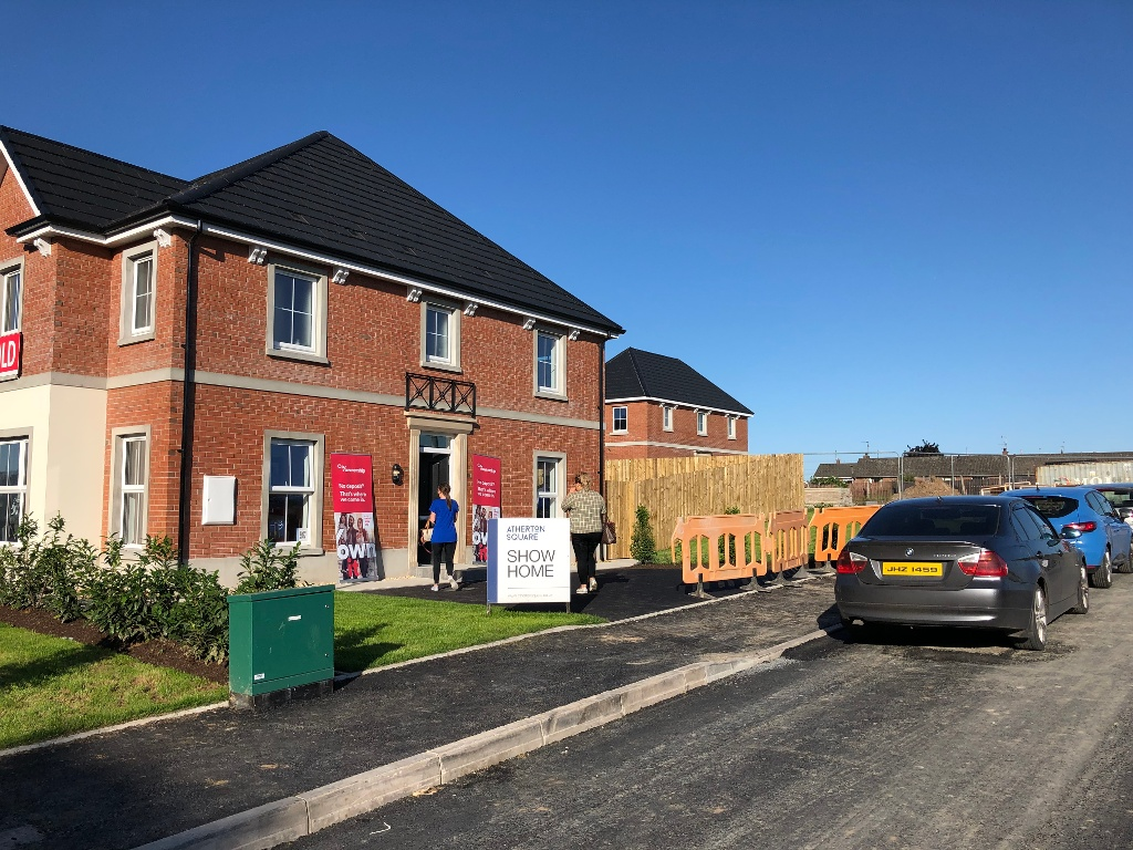Great Success at Atherton Square First Time Buyers Event