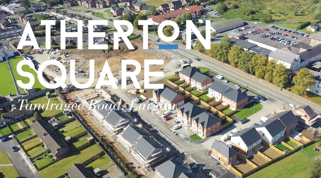 New Homes At Atherton Square