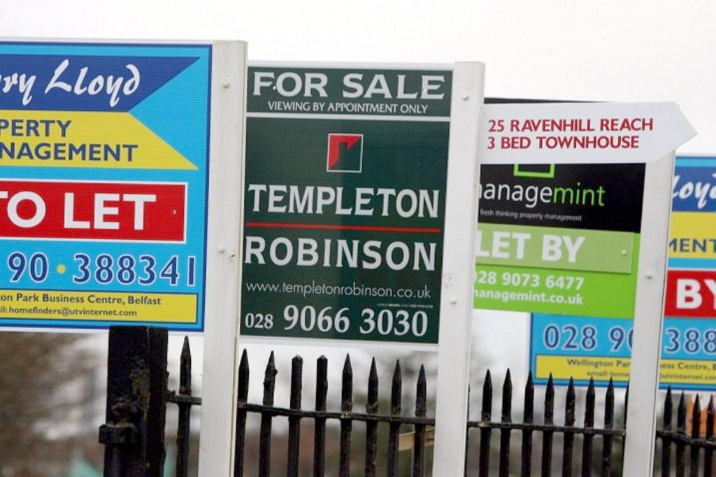 Belfast House Prices Grow 3.6%