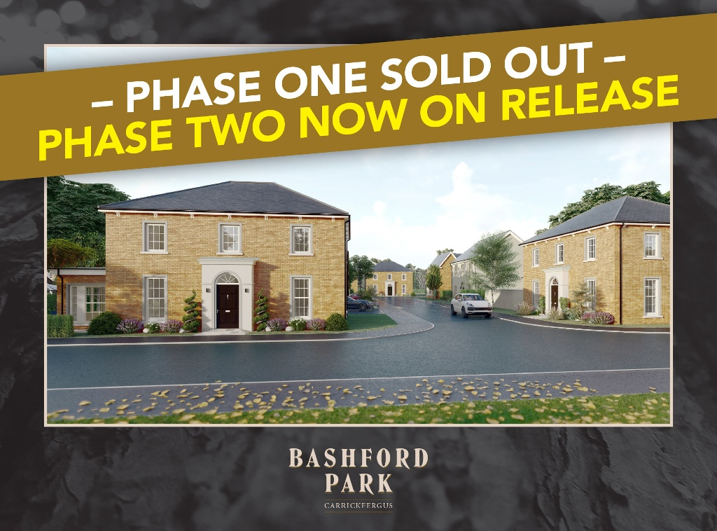 Phase 1 Sold Out At Bashford Park