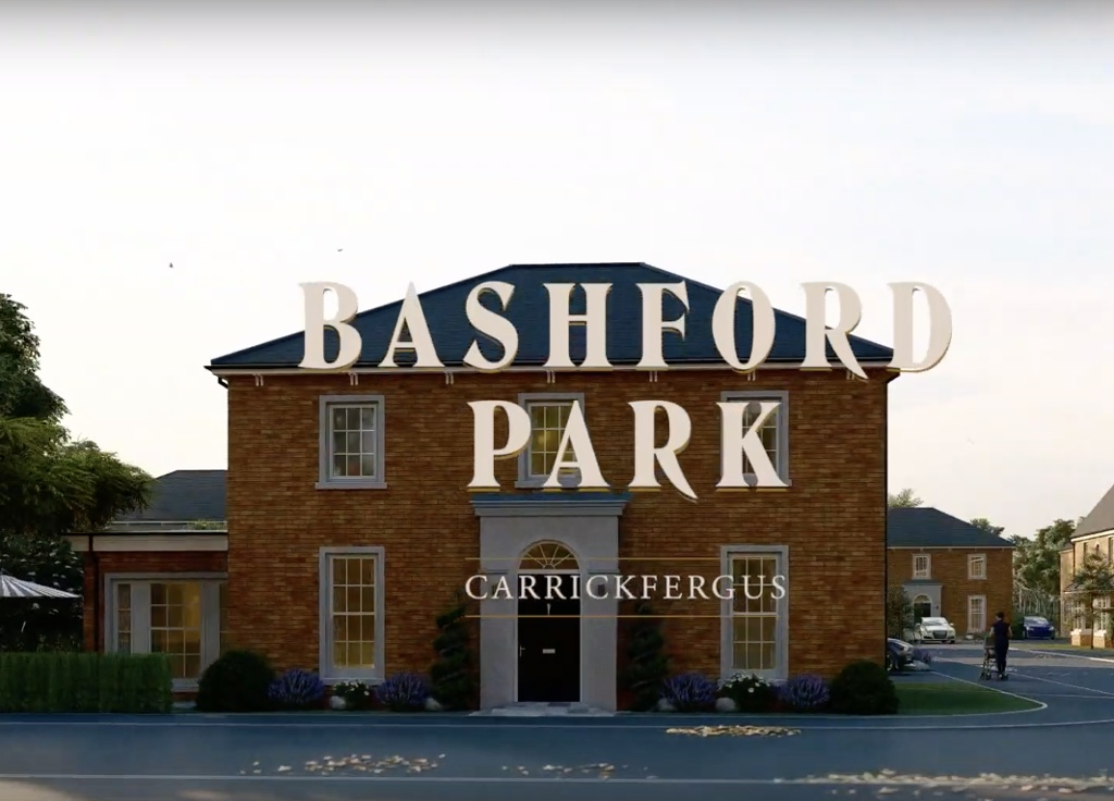 Bashford Park, Carrickfergus Now On Release