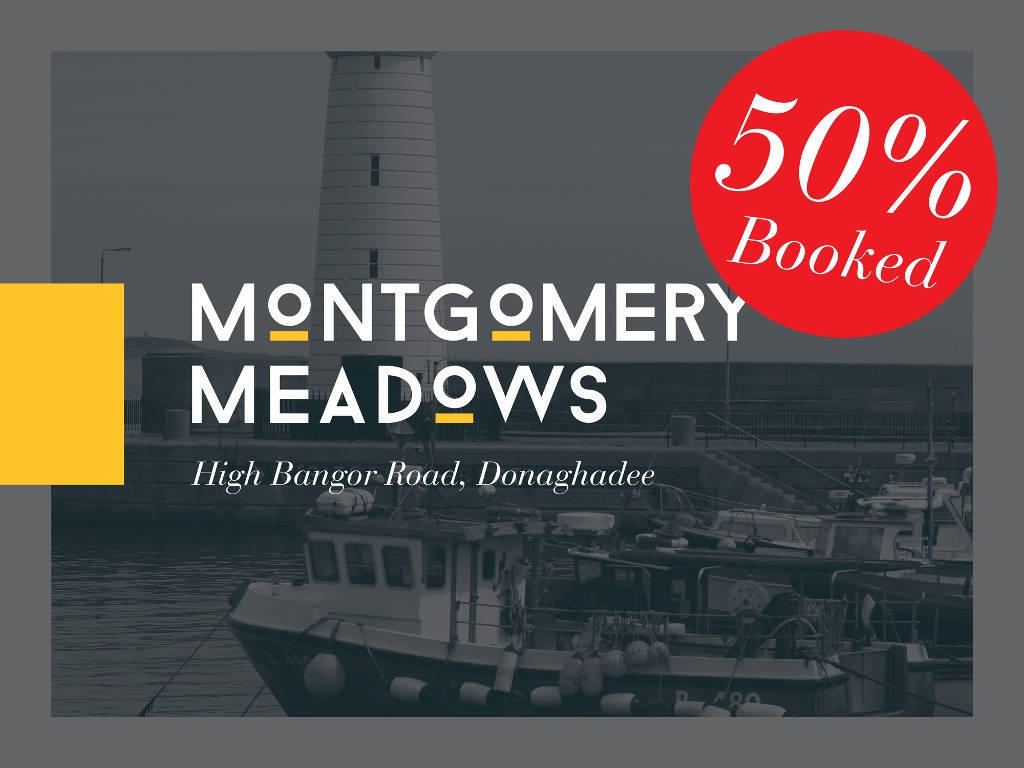 50% Now Sold At Montgomery Meadows