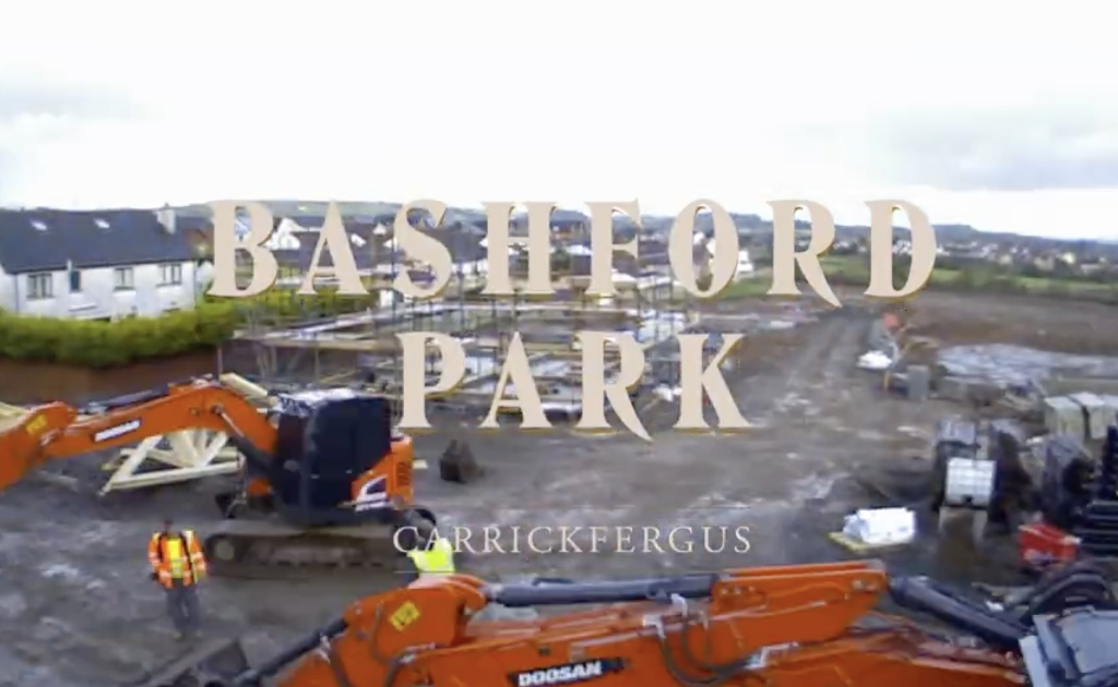 Time Lapse Video At Bashford Park