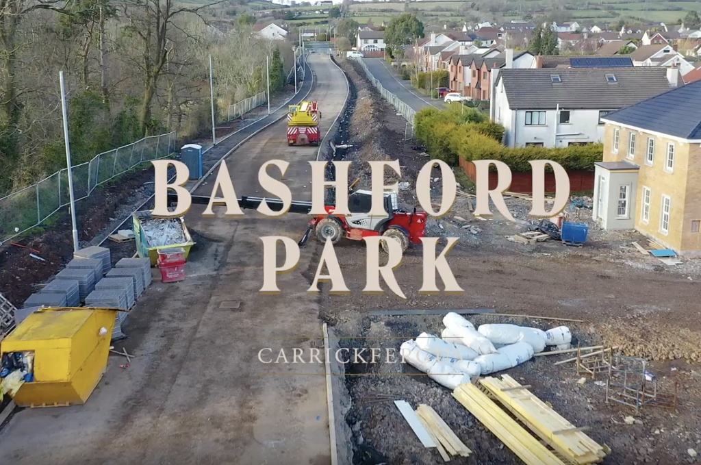 Work Continues At Bashford Park