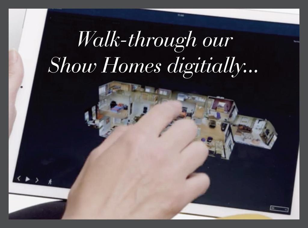 3D Show Home Show Case