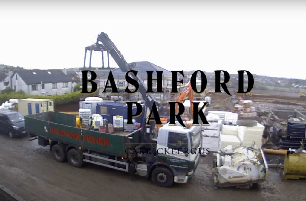 Bashford Park, Carrickfergus