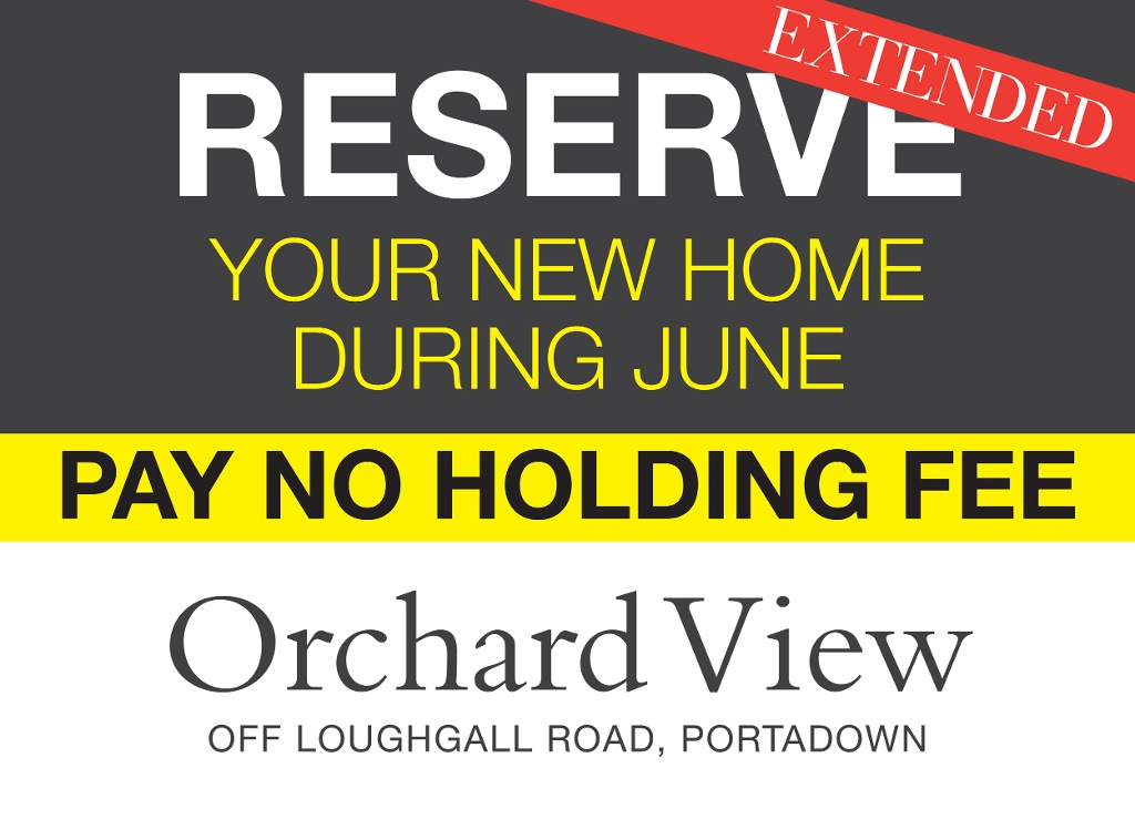 No Holding Fee Offer Extended at Orchard View