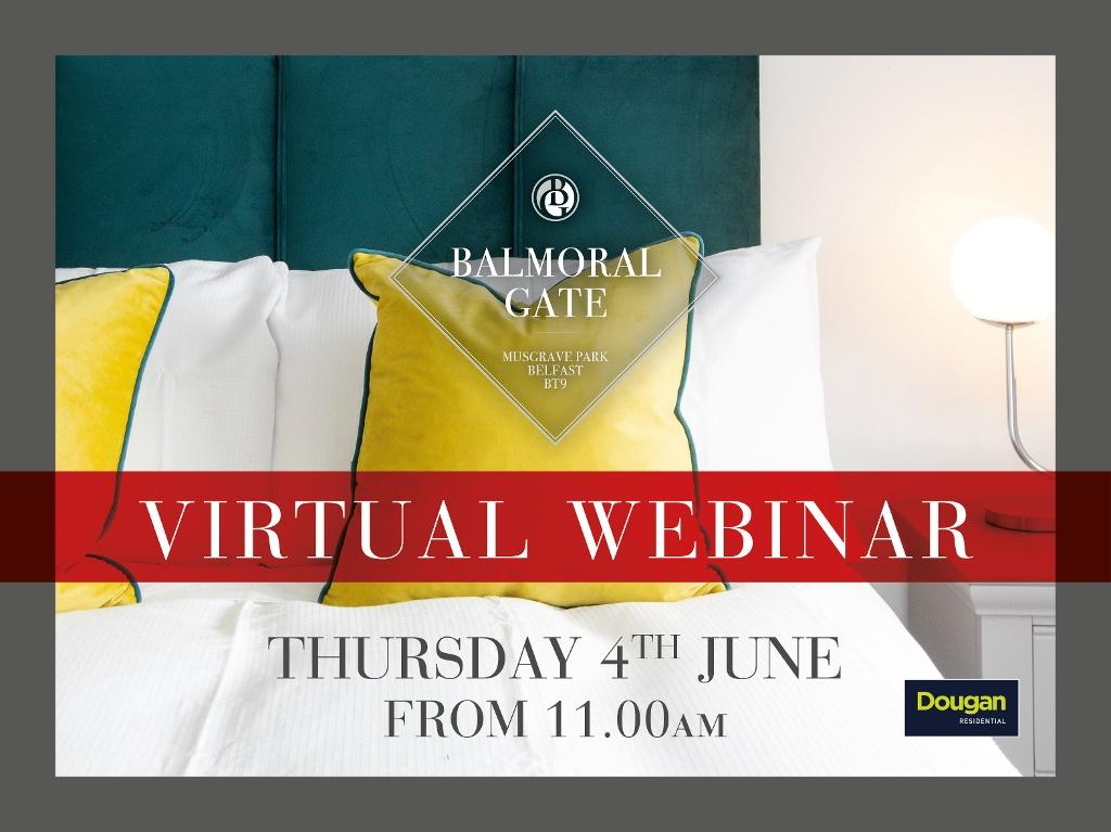 Virtual Webinar At Balmoral Gate