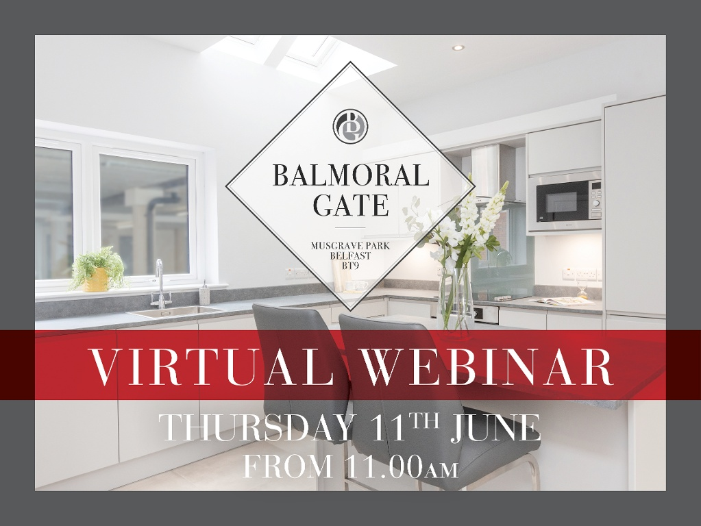 Virtual Webinar At Balmoral Gate