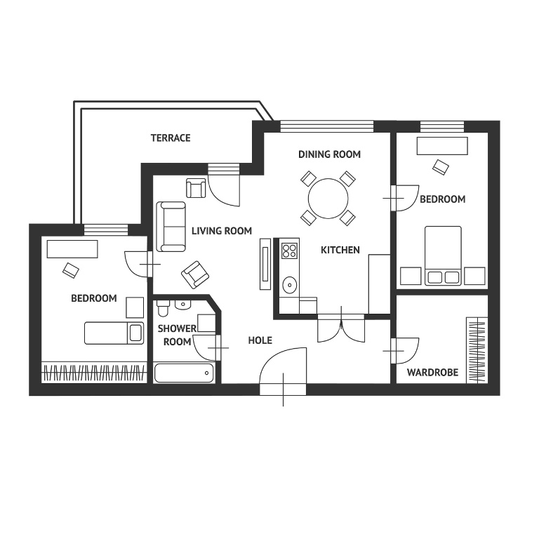 How a Floor Plan Can Help You Sell Your Property in Antrim