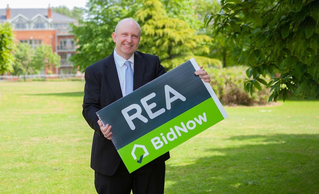 REA rolls out dedicated online sales platform - BidNow.ie