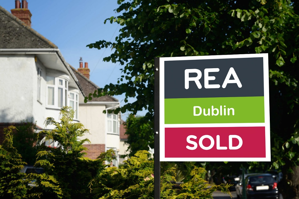 Dublin city house prices rise by €1,500 per week