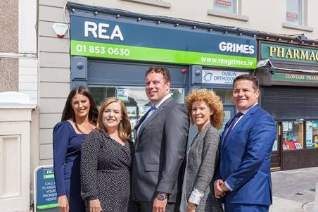 REA Grimes open Clontarf office