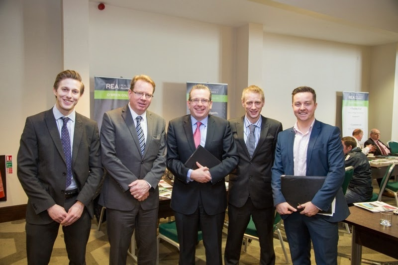 Cash buyers out in force at REA Property Exhibition