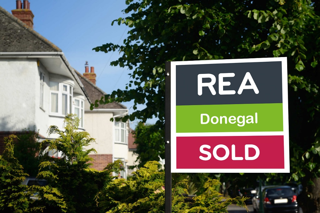 Donegal House Price Report Jan 2020