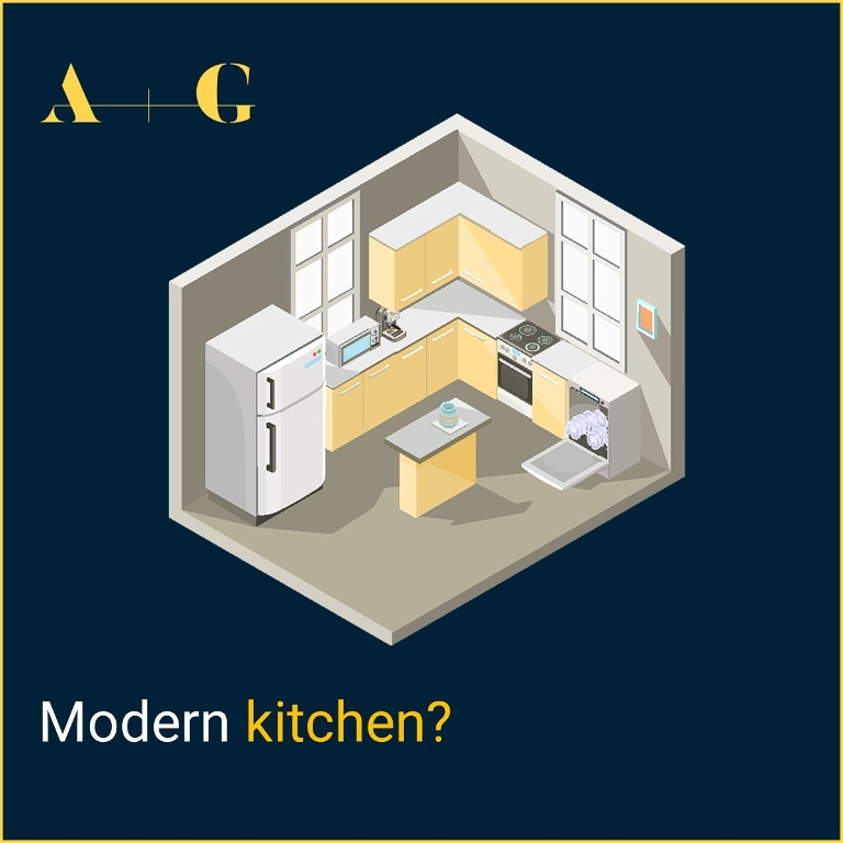 valuing a house kitchen