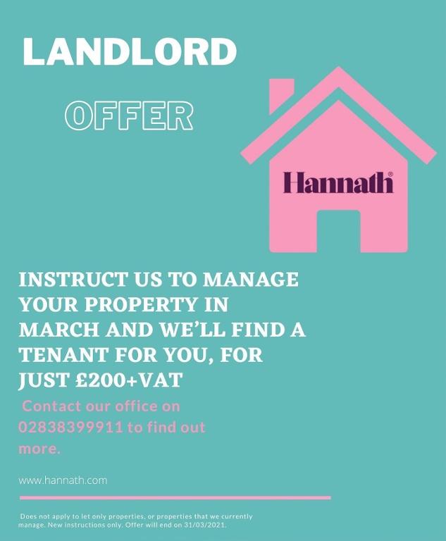Landlord Offer