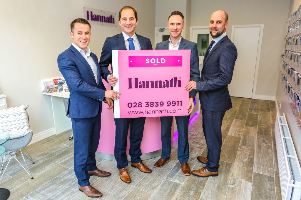 "Well known and Award Winning Estate Agency ""Hannath"" changes hands!"