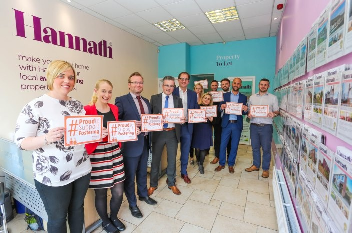 Team Hannath - Proud To Support Fostering