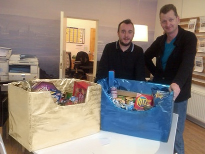 Property People's Christmas Hampers