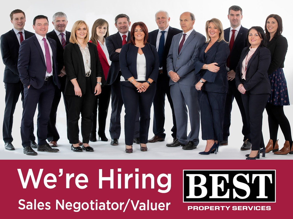 Sales Negotiator/Valuer Best Property Services